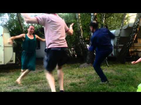 Organic dance