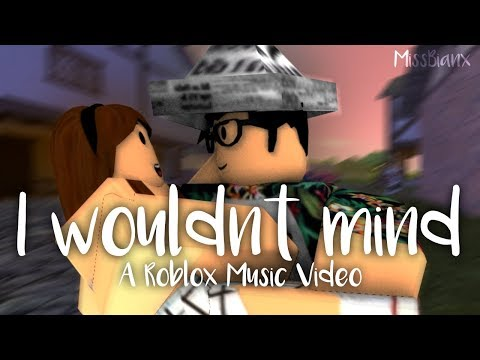 I Wouldn't Mind - He Is We | A Roblox Music Video |
