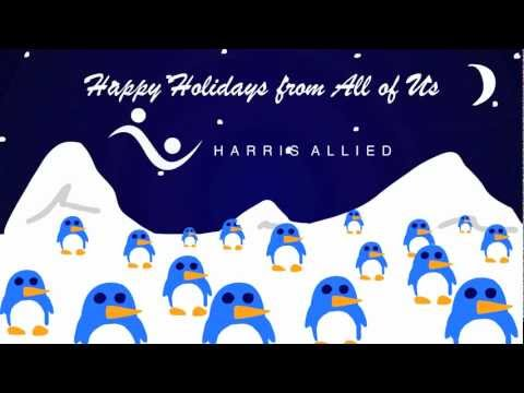 Harris Allied Holiday Card 2012