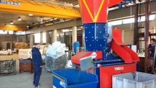TC Recycling - Trasformatori PC - Molino Verticale a Densità Variabile
