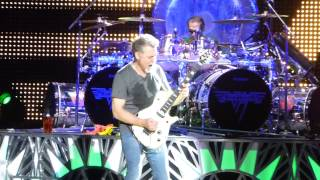 """Panama & Jump & Eddie High Steps"" Van Halen@PNC Bank Arts Center Holmdel, NJ 8/9/15"