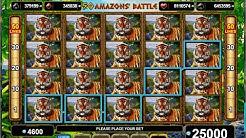 50 amazons battle ( BIG WINS )