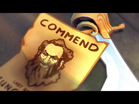 Commend! (Dota 2 - TI9 Short Film Contest)