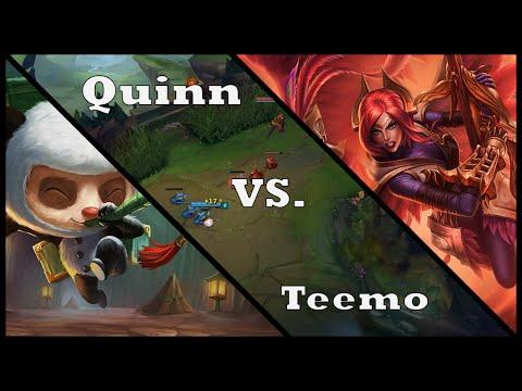 [Quinn Vs Teemo] Matchup Mechanics: How To Win Lane By Level 3