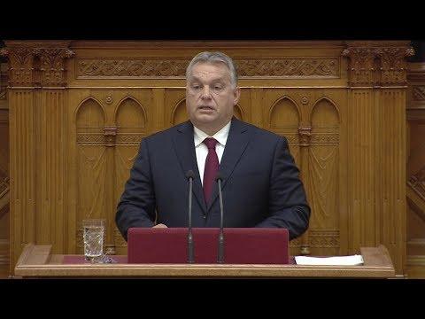 Orbán Viktor: A Soros-féle hálózat lőállásaiból támadják hazánkat - ECHO TV