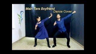 Main Tera Boyfriend Dance Choreography | RAABTA | Arijit Singh | Neha Kakkar | Sushant