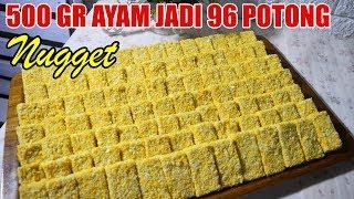 Nugget Ayam Sayur Modal 63K Jadi 144K