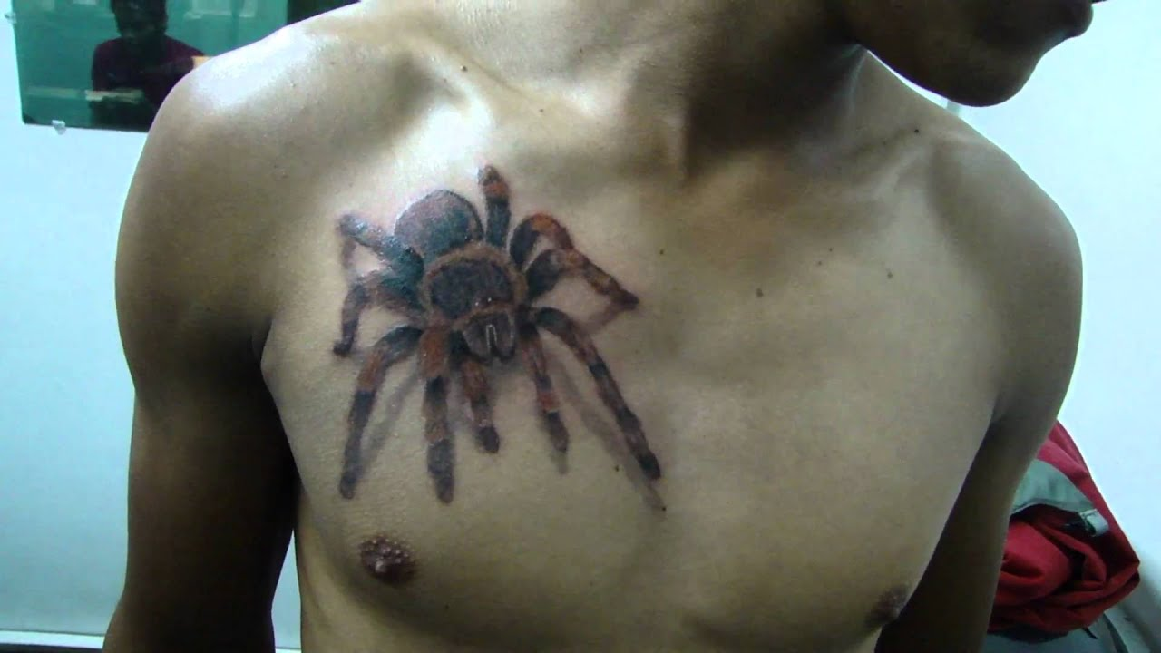 Tarantula Tattoo Youtube