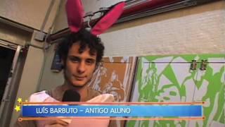 TV SAO LUIS - POR AQUI - ALUNO FANTASIADO LUIS BARBUTO 18/06