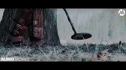 LOGAN 2017   POST CREDIT SCENE   Deadpool Visit Wolverine Grave   DEADPOOL 2 TEASER 1