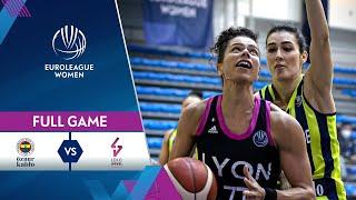 Download lagu Fenerbahce Oznur Kablo v LDLC ASVEL Feminin - Full Game - EuroLeague Women 2020-21