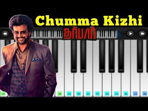 chumma-kizhi-full-song- -piano-tutorial- -darbar- -chumma-kizhi-whatsapp-status- -rajinikanth