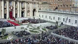 2015 03 29 CDR Domenica delle Palme presieduta da Papa Francesco