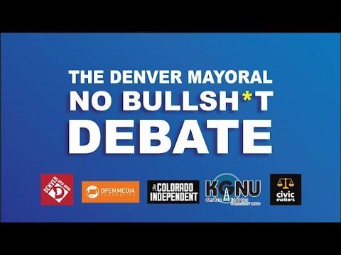 Mayoral election in Denver, Colorado (May 7, 2019 general
