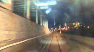 Exiting The East River Tunnels(HD)