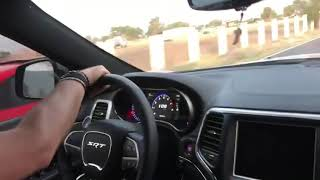 Audi rs3 vs Cherokee supercharged
