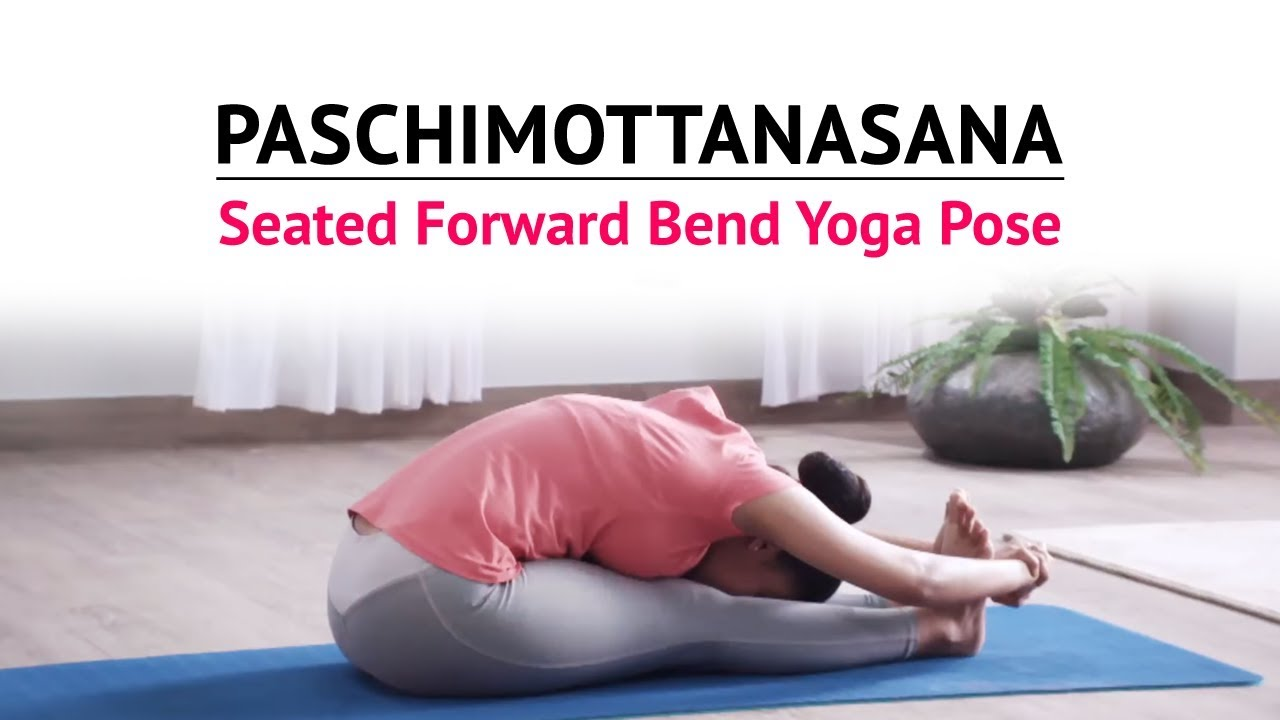 Paschimottanasana Benefits In English