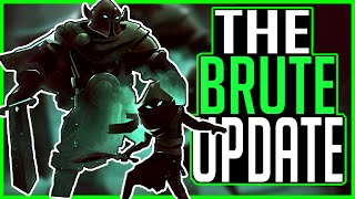 THE BRUTE UPDATE! - Necropolis /w Hollow and Dyno!