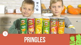 don't choose wrong baby Pringles slime