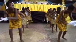 Awudome Cultural Group Performance Volta Region Ghana part 1 of 2