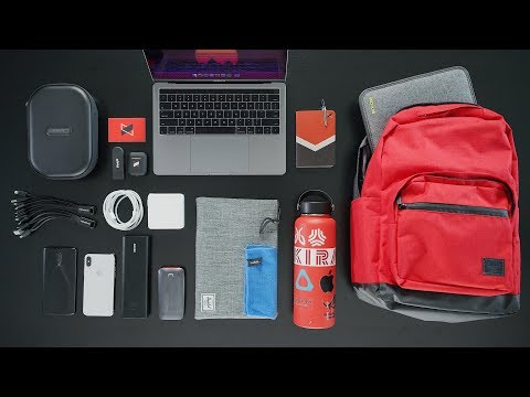 What's in my Tech Bag! [2018]