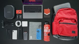Whats In My Tech Bag 2018