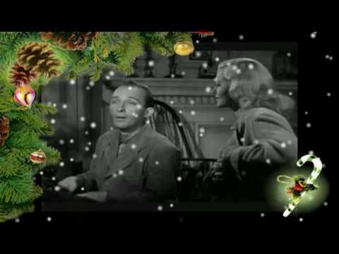 White Christmas  Bing Crosby & Marjorie Reynolds