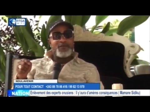 Koffi Olomide parle de Nyataquance et des ingrats  face à 33 Tsitenge