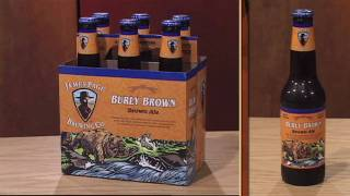 James Page Burly Brown Ale - Beer Review