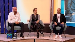 Među nama 11.10.2019 -  Nele Karajlić, Srđan Timarov, Milica Zarić