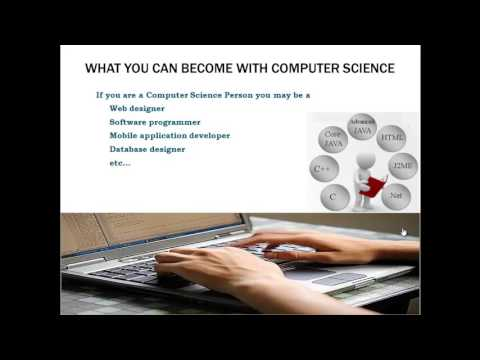 Information technology Vs Computer Science