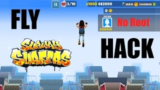 Subway Surfers - Fly Hack/Unlimited Coins/Keys HACK Android APK +Download