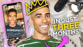 How I became a TIK TOK reality KING | This is: Boman Martinez-Reid AKA Bomanizer