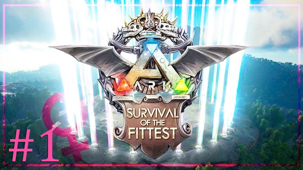 Je teste ARK Survival Of The Fittest (ARK SOTF #1) 3GP, MP4