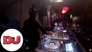 Kenny Glasgow LIVE from DJ Mag LDN