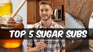 5 Best Sugar Substitutes: How to Quit Sugar- Thomas DeLauer