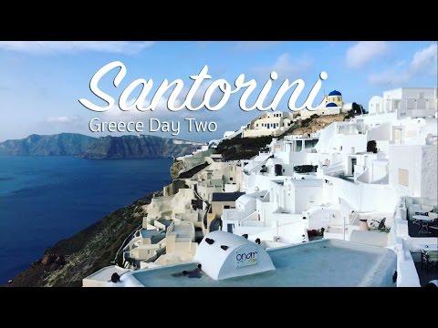 Travel With Me || GREECE DAY 2 || Spring Break Vlog