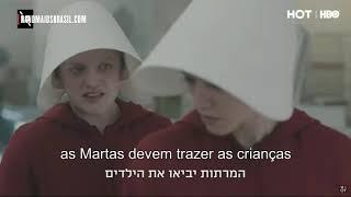 """The Handmaid's Tale S03E12 """"Sacrifice"""" - Promo [HBO ISRAEL]"""