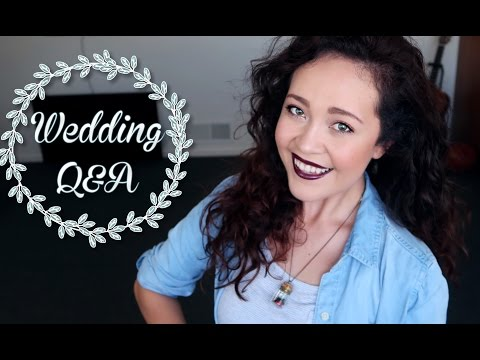 Here Comes The Bride- Wedding Q&A