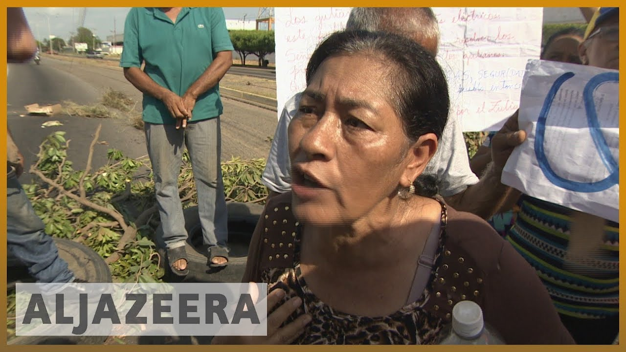 AlJazeera English:Venezuela's oil-rich city a symbol of country's economic collapse