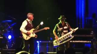 Manfred Mann`s Earth Band Live Konzertfabrik Z7 Pratteln 04.05.2014.