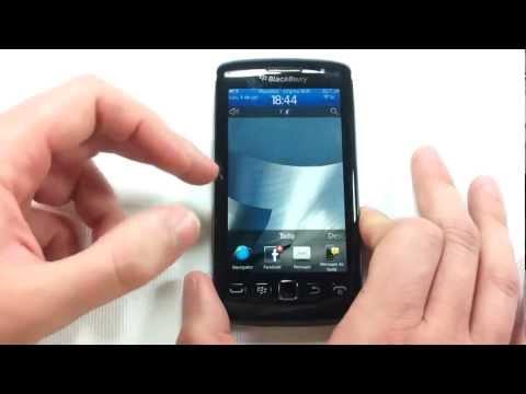 [Análisis] BlackBerry Torch 9860 (en español)