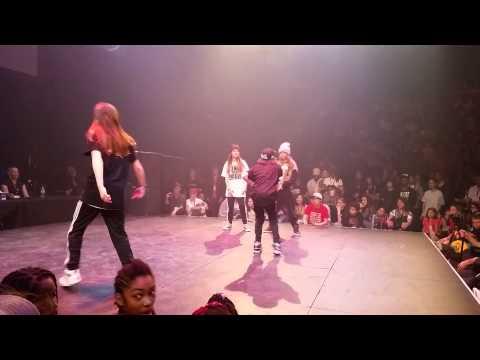 Bust A Move 2014 | Kids Battle | Zee and Roxiie (krankyd) VS Chloe and SJ (krankyd)