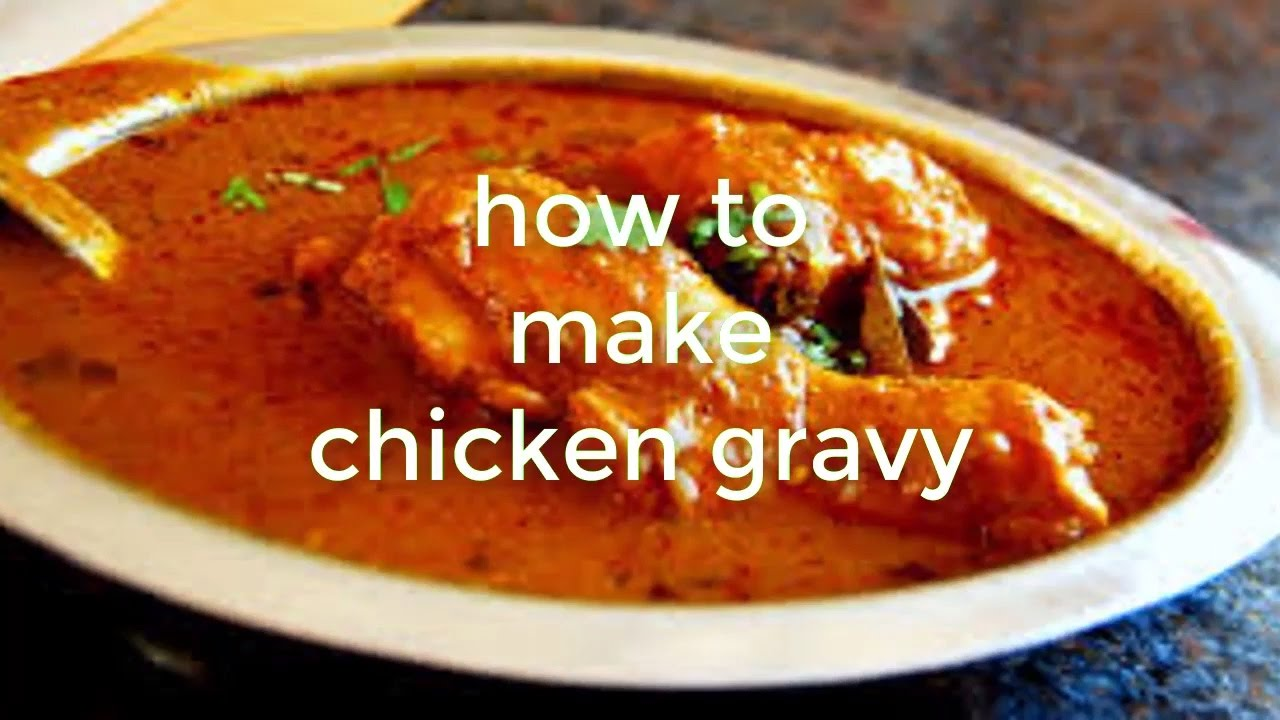 Homemade spicy gravy restaurant style chicken curry salad at home its youtube uninterrupted forumfinder Choice Image