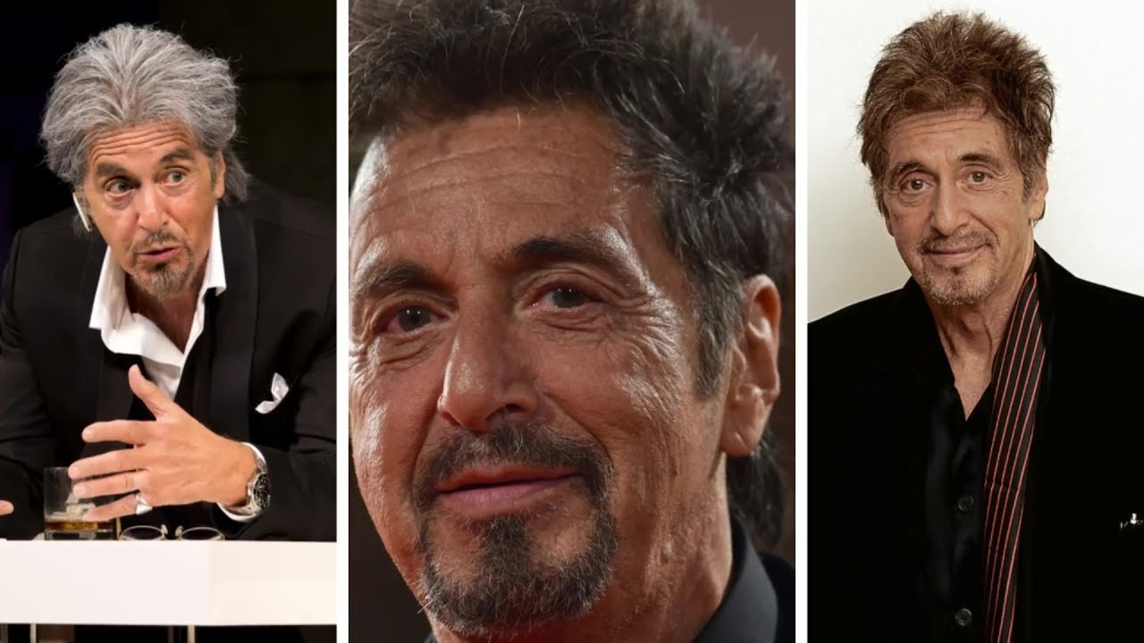 Al Pacino - Richest Celebrities, Full Net Worth, Bio, Wiki ...