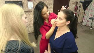 Обучение макияжу, курсы повышения квалификации!(, 2015-12-13T20:37:23.000Z)