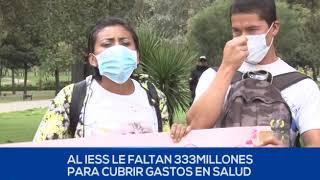 USD 333 MILLONES DE DÓLARES FALTA PARA CUBRIR GASTOS EN SALUD