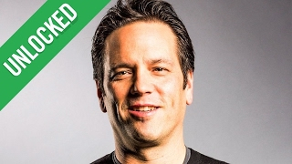 Phil Spencer Joins Unlocked, Talks Scorpio - Unlocked 285