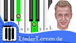 JORIS - Sommerregen - Klavier lernen - Musiknoten - Akkorde