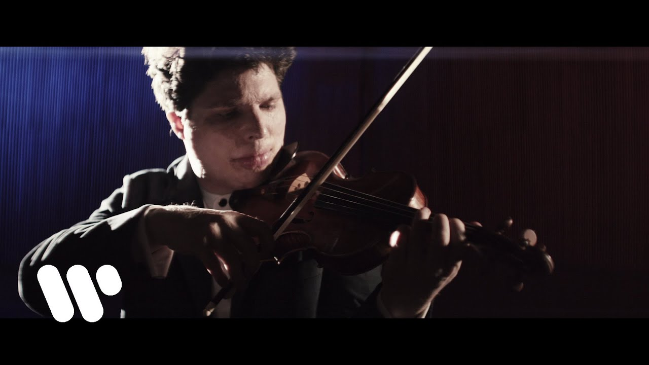 Augustin Hadelich plays Bach's Violin Partita No. 3 in E Major, BWV 1006: III. Gavotte en Rondeau